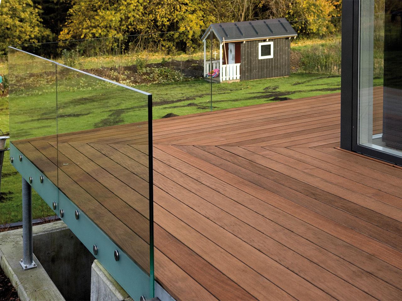 Pourquoi préférer la lame de terrasse en PVC ?